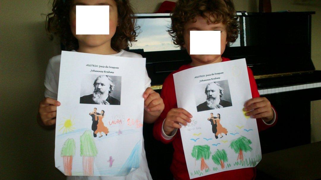 Destino: Austria, con J. Brahms