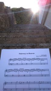 Partitura Stairway to Heaven
