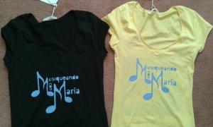 Camisetas Eva y mía