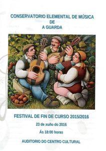 Festival de fin de curso 2016