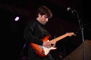 Daniel Minimalia en concierto