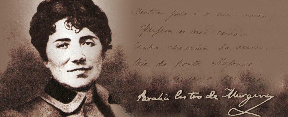 180º aniversario del nacimiento de Rosalía de Castro