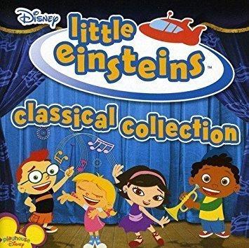 Little Einsteins: dibujos animados con arte y música clásica para niños