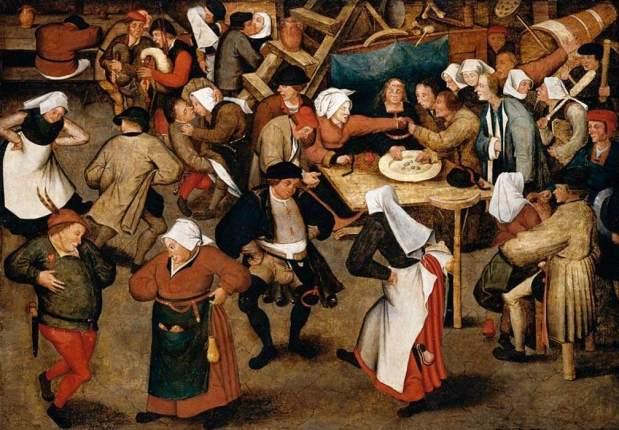 Música para celebrar la XVIII Feira Franca de Pontevedra