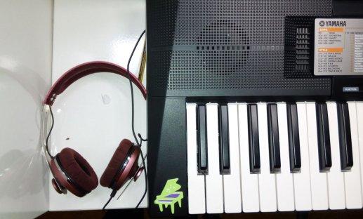 Si quieres aprender música, puedes