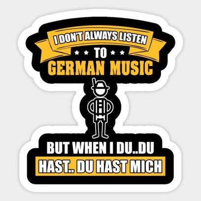 Humor música alemana