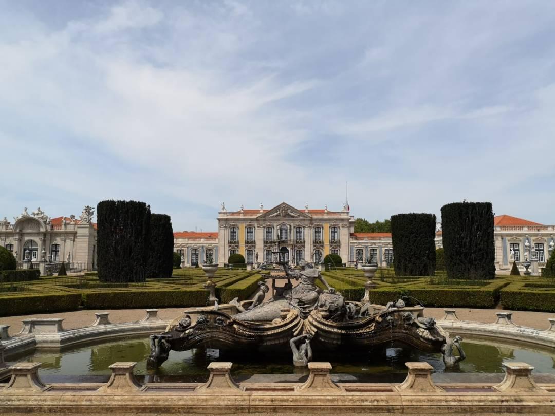 Palacio de Queluz