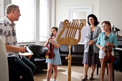Musique & Art - 08/2012