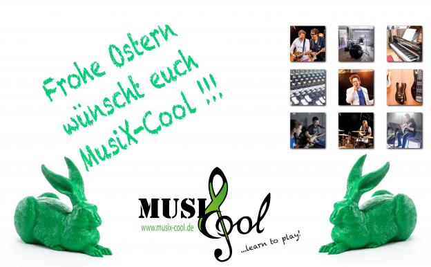 MusiX-Cool wünscht Frohe Ostern !!!