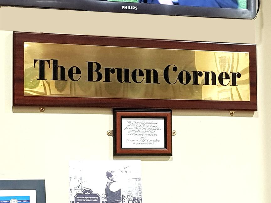 bruen corner