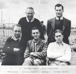 1946 all ireland winning muskerry winning team