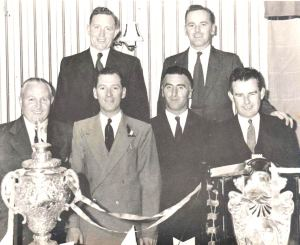 1953 all ireland double winning muskerry  team