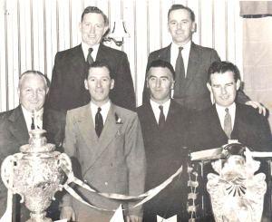1953 all ireland double winning muskerry  team
