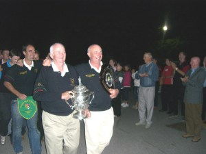 Team-captains-Irish-Junior cup bruen shieldd