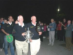 Team-captains-Irish-Junior cup bruen shieldd