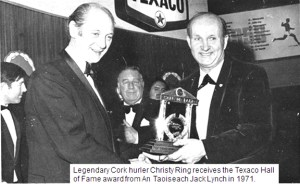 Jack Lynch and Christy Ring
