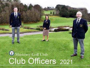 muskerry club officers