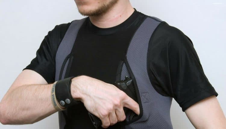 The Benefits of Using a Shoulder Holster