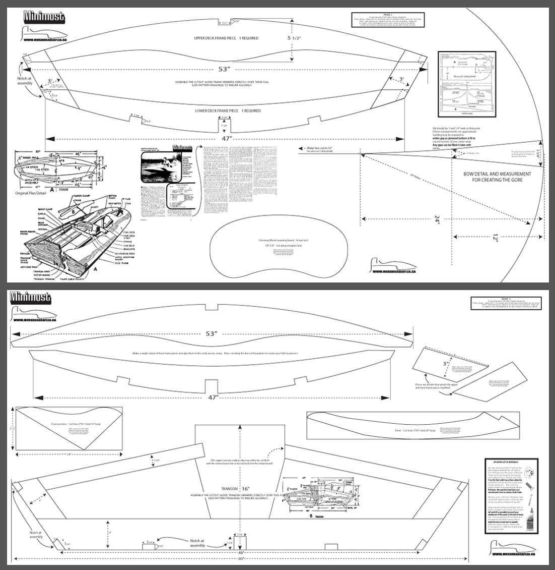 Full Size Plans For Sale