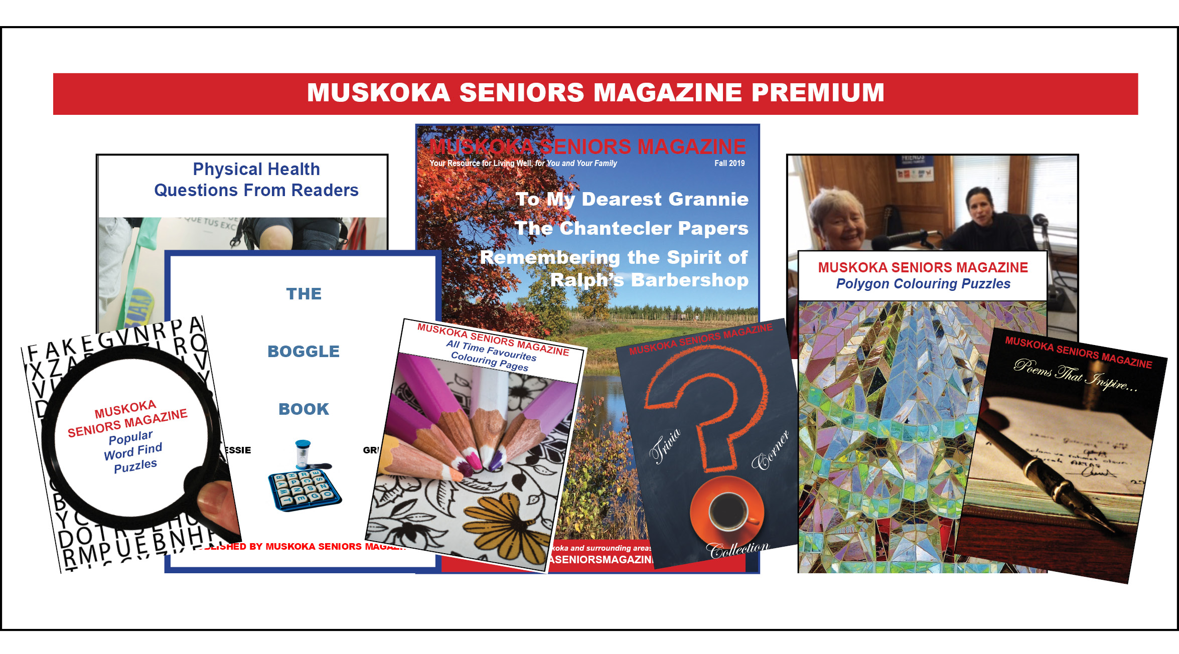 Muskoka Seniors Magazine Premium Muskoka Seniors Magazine