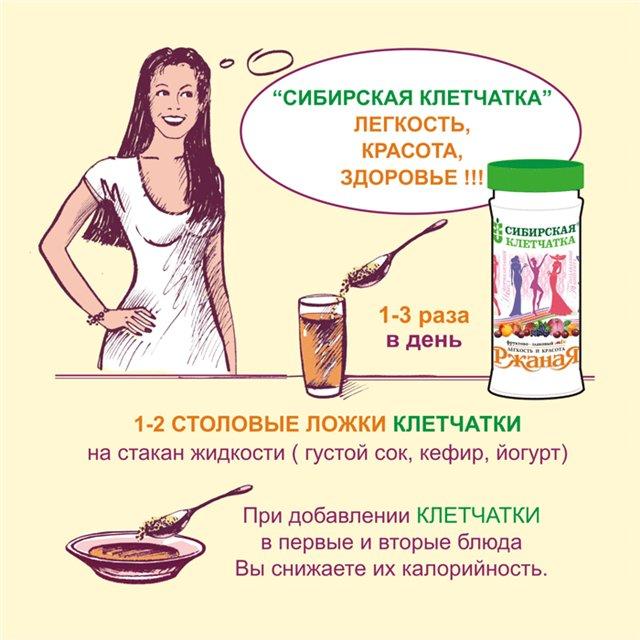 диета клетчатка с кефиром отзывы