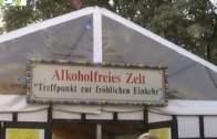 """Alkoholfreies Zelt"" auf dem Stoppelmarkt in Vechta"