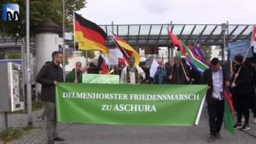 Aschura Friedensmarsch in Delmenhorst – 22.09.2018 – 10. Tag