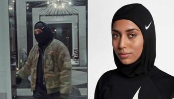 Drake Wearing A Hijab