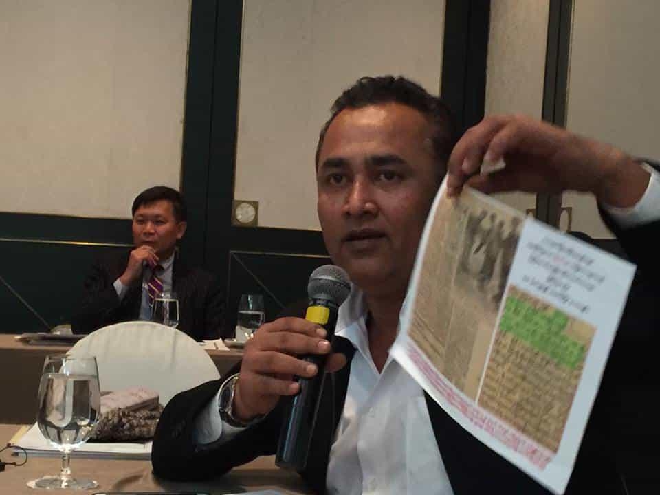 มมส. ร่วมประชุมเรื่องการส่งเสริมและคุ้มครองสิทธิมนุษยชนของคนไร้รัฐ(โรฮิงญา)