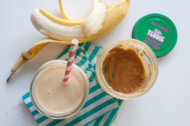 http://www.canyoustayfordinner.com/2013/03/24/peanut-butter-banana-smoothie/
