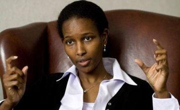 Ayaan Hirsi Ali Conveniently Uses her Once-Muslim Identity to Bash Islam