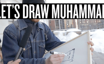 Pam Geller Wanted Us to Draw Muhammad. So We Did. [VIDEO]
