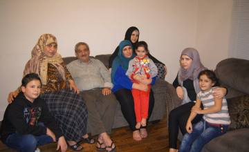Fleeing War: A Syrian Family Makes a New Home in Illinois
