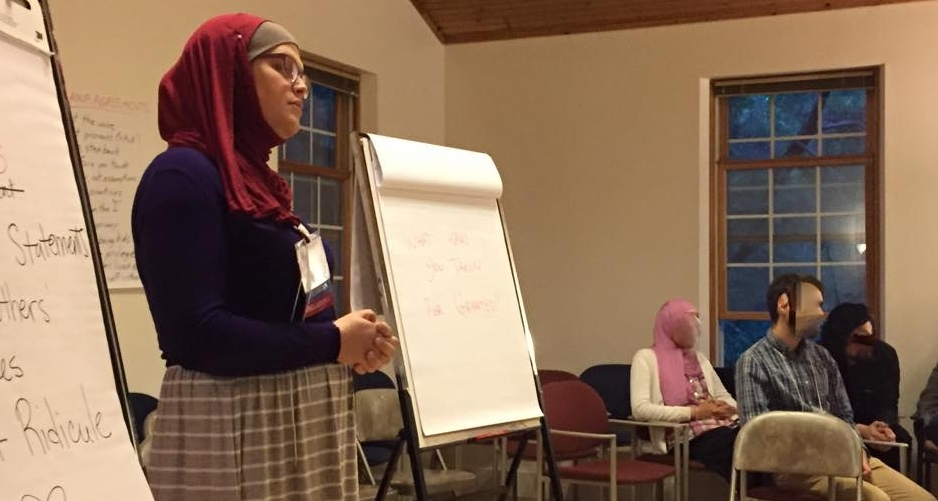at the 2015 lgbtq muslim retreat