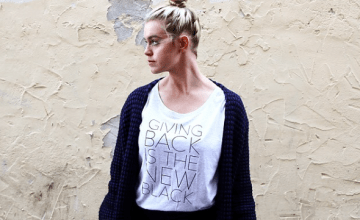 Giving Back is the New Black:  Check Out These Brands That Look Good & Do Good!