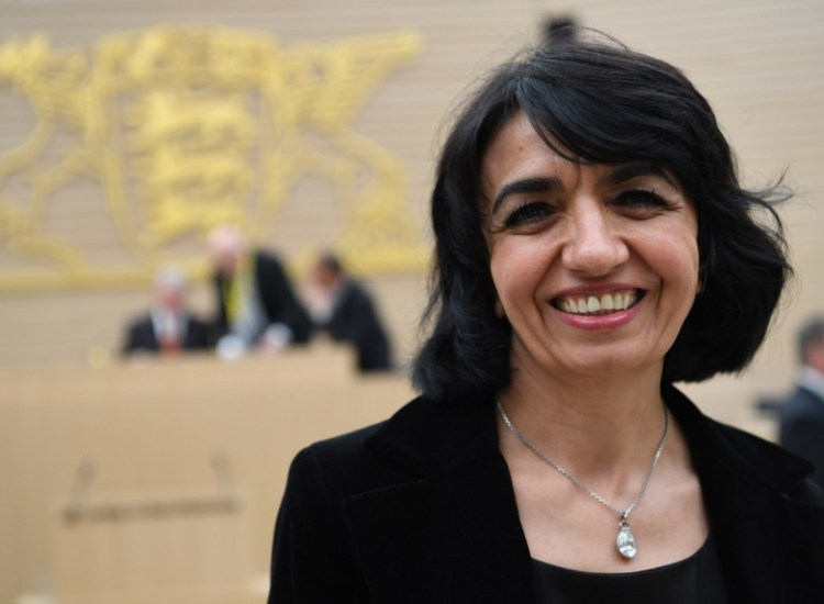 The First Muslim Woman Has Been Elected to Germany's Parliament