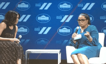 Muslim Girl Hit the White House Summit on Women