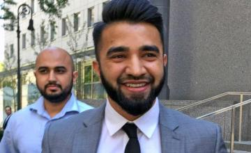 Muslim Police Officer Sues NYPD Over Unconstitutional Beard Policy
