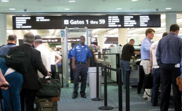 Islamophobia & Airports:  I'm On the Terrorist Watchlist