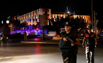 Breaking News: Top Officials Taken Hostage as Military Takes Over Turkey