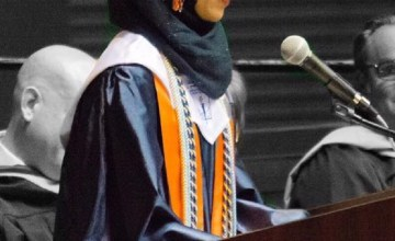 This Valedictorian Protested a Trump Rally, Muslim Girl Style