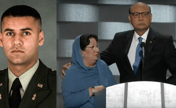 ICYMI: Who Was Humayun Khan? Read His Father's Full DNC Speech