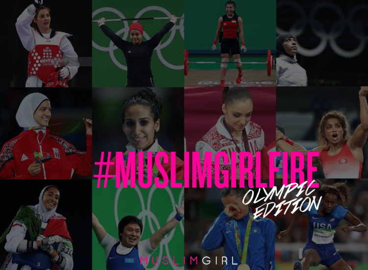 14 Female Muslim Athletes Who Won Olympic Medals