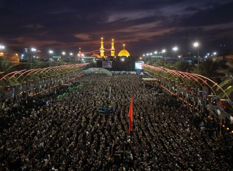 Karbala: Millions of Muslims Take Part in World's Largest Peaceful Gathering