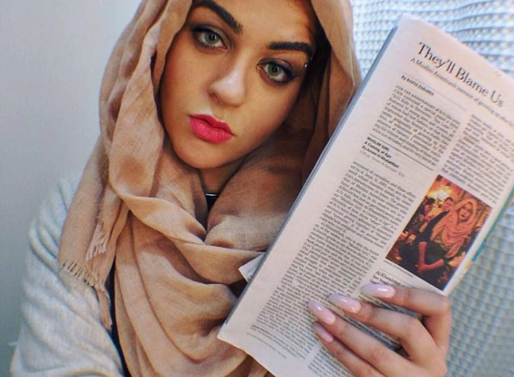 It's Lit:  The New York Times Gives Stellar #MuslimGirlBook Review