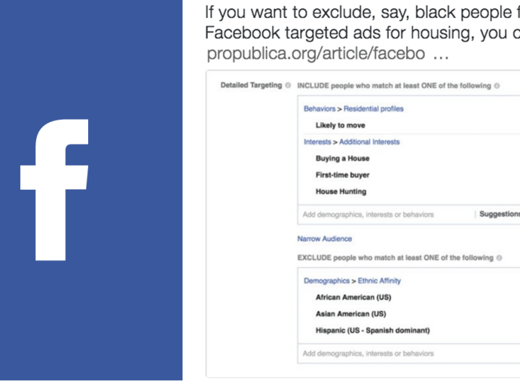 Is Facebook Violating the Fair Housing Act of 1968?