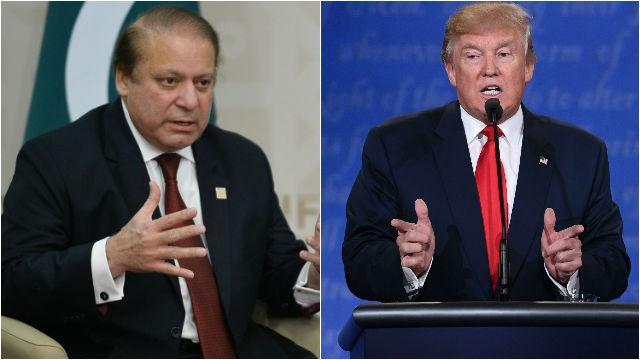 pakistani politician trump sharif