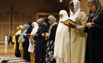 These Muslims Spent Ramadan Within a Church & This Is What Happened