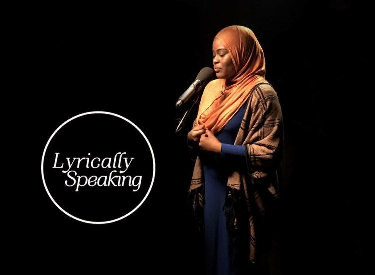 Meet the Force Behind the First All-Female Muslim Poetry Show