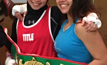 This 16-Year-Old Girl Wants to Box in a Headscarf—But She's Been Denied